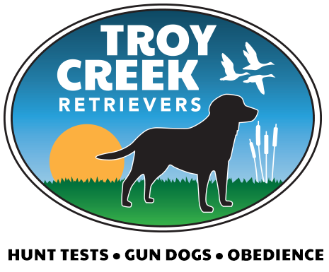Troy Creek Retrievers